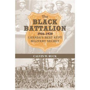 Black military heritage in Canada is still generally unknown and unwritten. Most Canadians have no idea that Blacks served, fought, and died on European battlefields, all in the name of freedom. The story of the overt racist treatment of Black volunteers is a shameful chapter in Canadian history