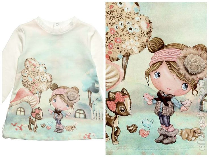 ALALOSHA: VOGUE ENFANTS: Pop up your look with #Mayoral #girlswear #fw14 collection!