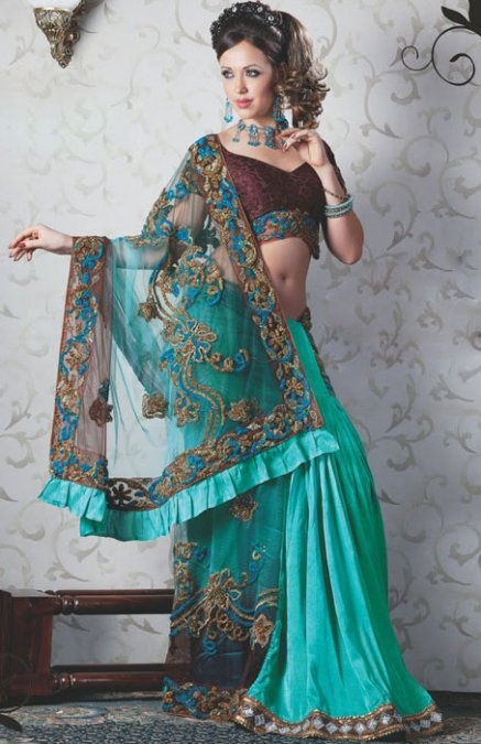 Amiable Saree with Blouse
