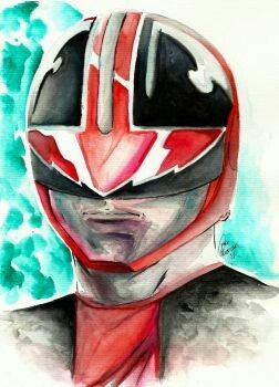 Power rangers time force Quantum ranger
