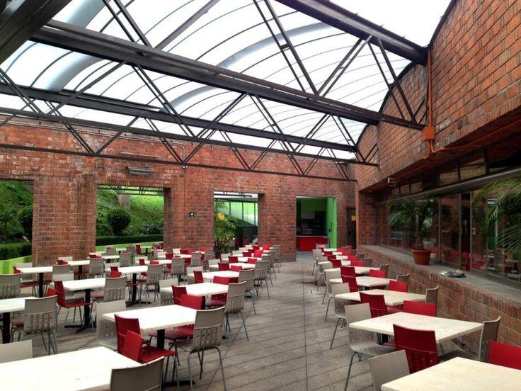 Cubierta en Universidad Iberoamericana Cubiertas, Galería Fotográfica || DanPal - TI | DanPal-TI