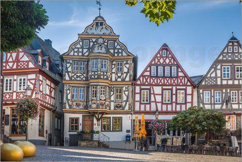 Christian Müringer - Historischer Marktplatz von Idstein