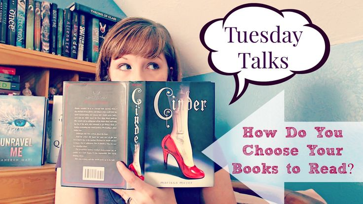 How do you choose your books to read? #booktube
