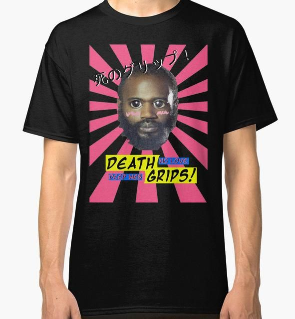 Death Grips - No Love Deep Web T-shirt