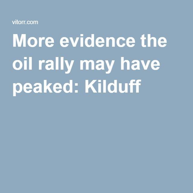 More evidence the #oil rally may have peaked.#Crude #OPEC #CrudeOil #Brent #OilandGas #Petroleum #startup #vitorr #Oil #Crude #OPEC #CrudeOil #Brent #OilandGas #Petroleum #WTI #IEA #Market #Brexit #Forex #Barrel #Trading #Markets #Economy #Prices #Futures #Iran #EU