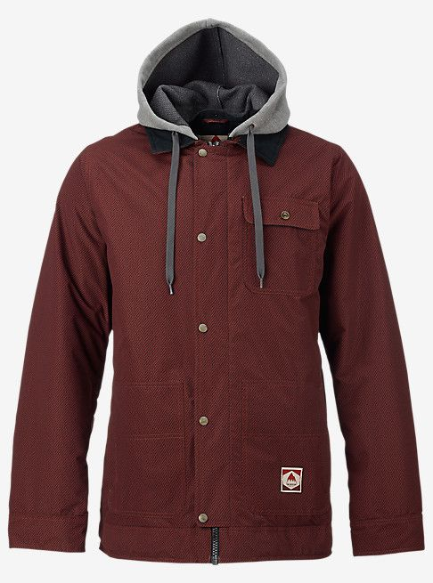 Shop the Burton Dunmore Jacket along with more Men's Winter Jackets and Outerwear from Winter 16 at Burton.com