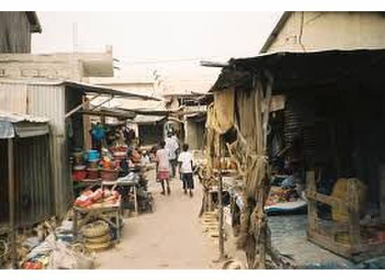 Koalack marché /Sénégal