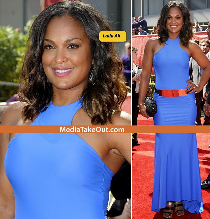 There Were A LOT OF FASHION WINNERS At Yesterday's ESPY AWARDS . .  . A Lotta Folks Came Out Looking GREAT!! (Including...