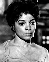 Ruby Dee, Actress, Cleveland, Ohio