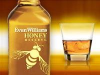 My favorite whisky - Evan Williams Honey.