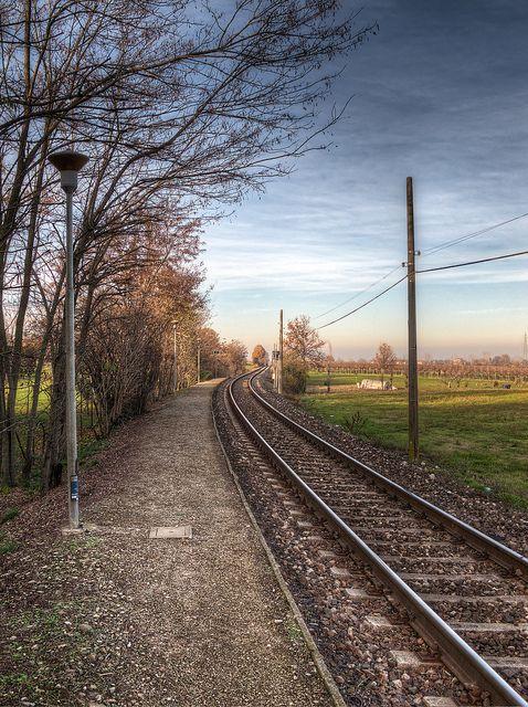 Binari - Pratissolo, Scandiano (RE) Italia