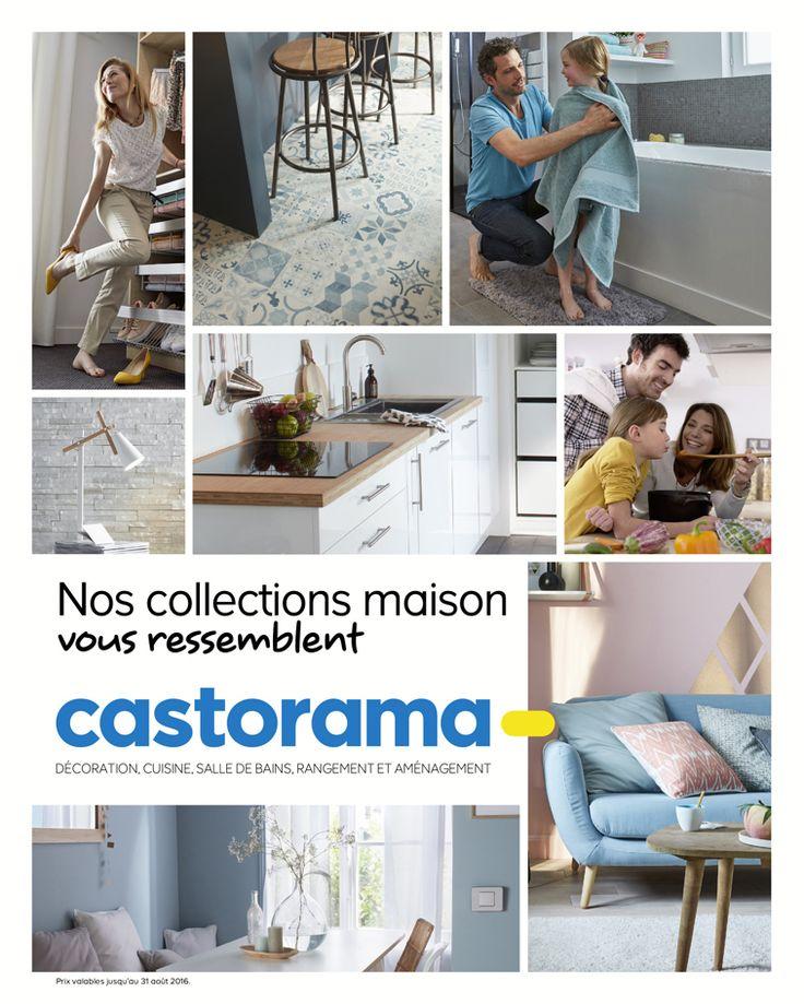 Cuisine boreal castorama latest peinture castorama for Castorama de creteil
