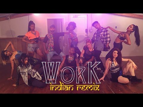 A fusion dance music video with contemporary Indian classical dance and Urban dancehall choreographed by Chase Constantino to a tabla and dancehall remix of ...