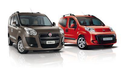 Fiat Doblo - Fiat Fiorino
