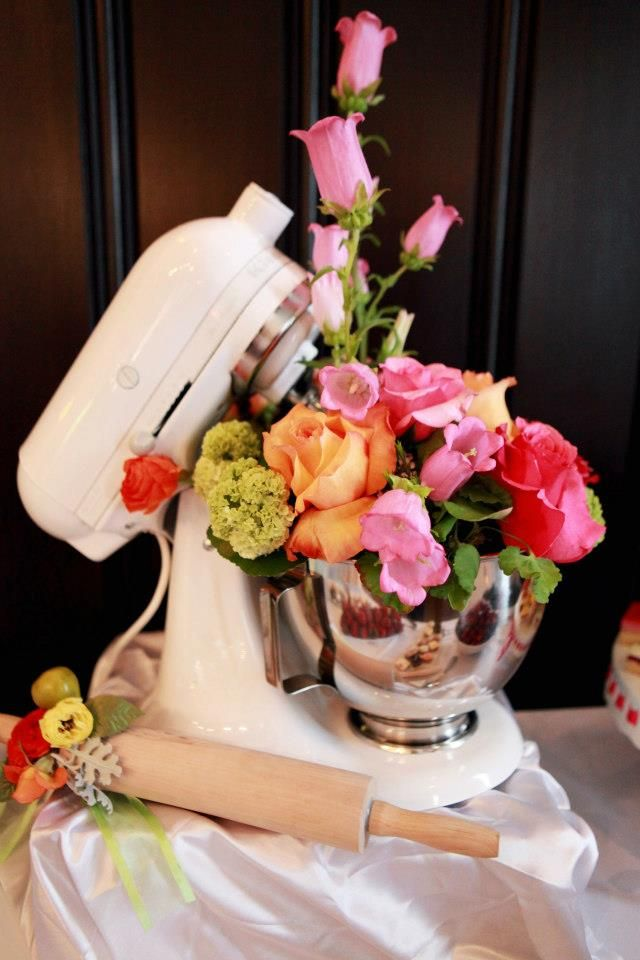 17 best ideas about retro housewife on pinterest 1950s for Bridal kitchen shower ideas