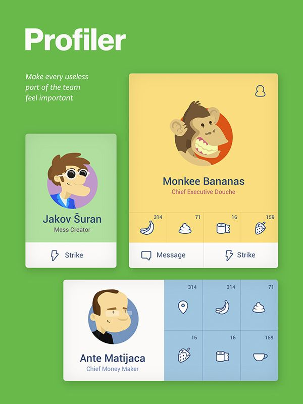 Just another UI Kit on Behance