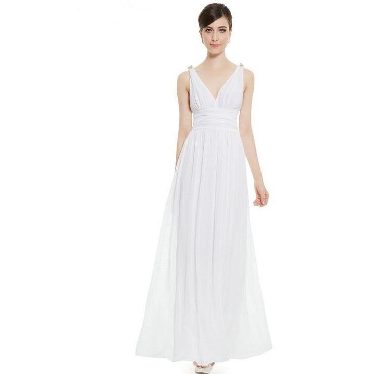 Elegantní večerní šaty – společenské šaty bílé + POŠTA ZDARMA Na tento produkt se vztahuje nejen zajímavá sleva, ale také poštovné zdarma! Využij této výhodné nabídky a ušetři na poštovném, stejně jako to udělalo již …