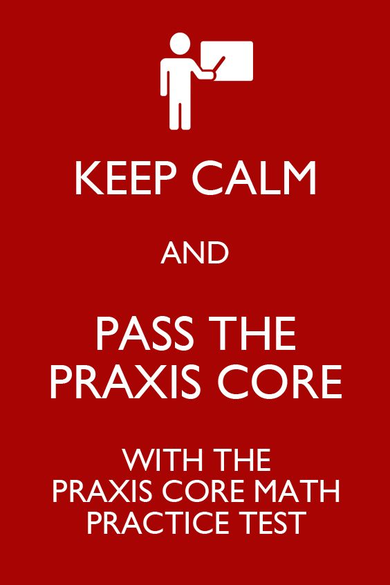 he Praxis Mathematics practice test is specifically designed to ensure that the test-taker is knowledgeable about the Praxis and is able to know what to expect when it is time to take the Mathematics portion of the Praxis.