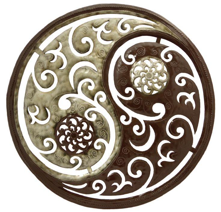 In stock, Yin Yang healing wall art,  reduced price $50