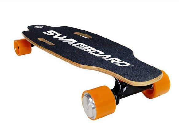 SWAGTRON SwagBoard NG-1 Electric Longboard is the next generation of a best electric skateboard with 11mph speed and an 11-mile range.