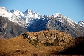 Upon Mount Sunday sat the city of Edoras, the main city of the Rohan people. While the actual set has been cleared away, this is still a beautiful location for LotR fans and nature lovers alike.
