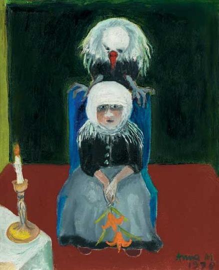 Anna Margit : magány 1978