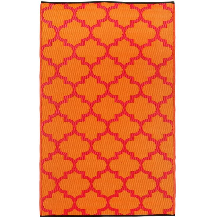 Amazon.com: Fab Habitat Tangier Indoor/Outdoor Rug, 4 by 6- - 17 Best Images About Guest House Furnishings On Pinterest