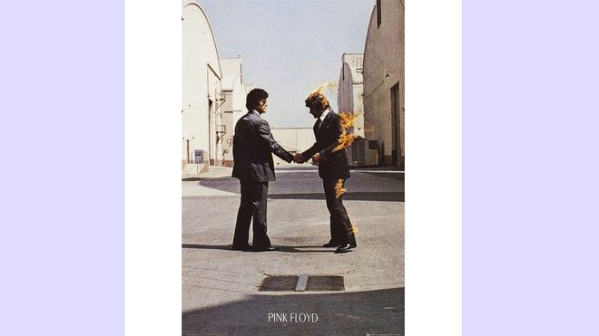 Pink Floyd, 'Wish You Were Here' (1975)