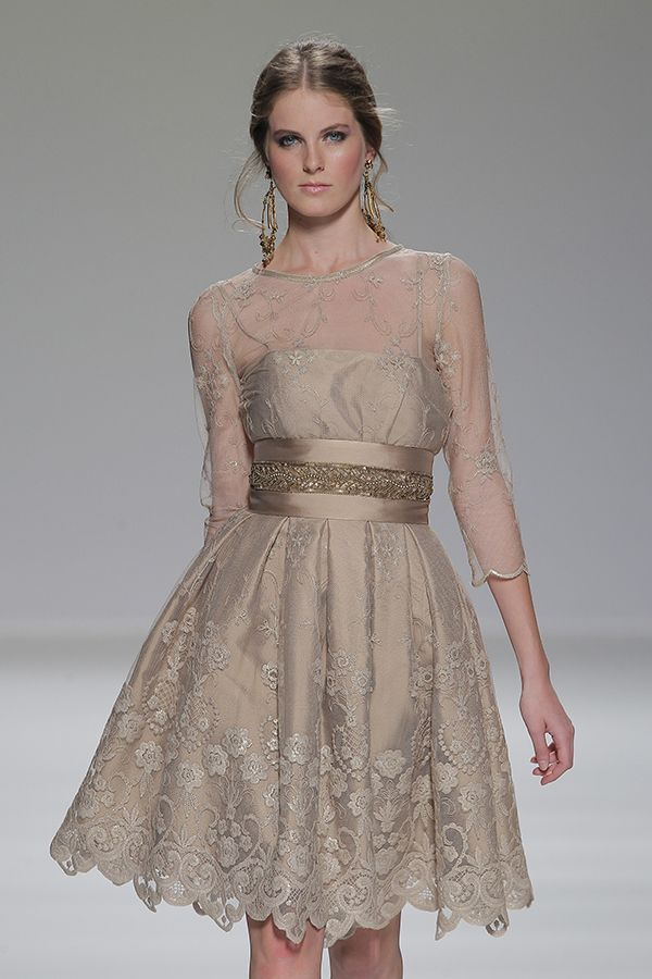 Vestidos de fiesta de Matilde Cano 2014