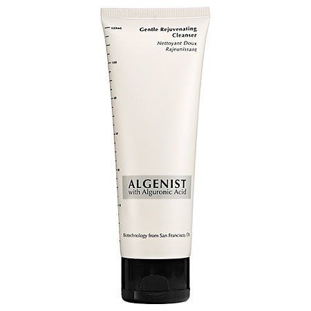 Algenist Gentle Rejuvenating Cleanser 4 oz by Algenist. $25.00. What it is:A lathering facial wash that gently cleanses and removes makeup without drying skin.What it is formulated to do: This deep-acting daily facial wash gently cleanses the skin without irritation or dryness, removing impurities and makeup for revived, radiant, and younger-looking skin. Alguronic acid, a microalgae-derived ingredient and antiaging powerhouse, provides unique and powerful regenerative skinc...