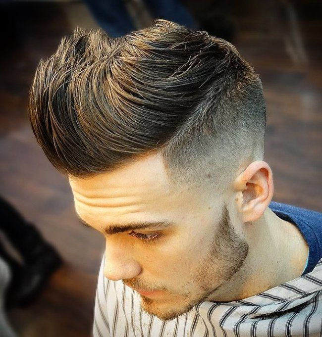 20 Best Quiff Haircuts To Try Right Now Hair Grube Włosy