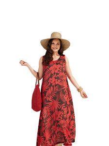 Burda Style: Plus - Kleider & Tuniken - Kleider - Sommerkleid, A-Linie