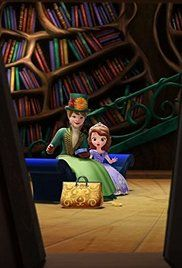 """""""Sofia the First"""" The Secret Library"""
