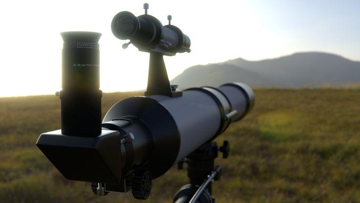 Disfruta de un universo de posibilidades con el Telescopio Celestron PowerSeeker 127 EQ #Tecnologia