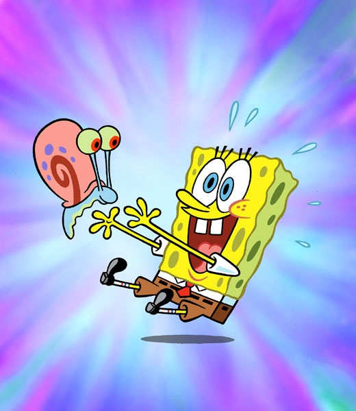 Picture Gary The Snail And SpongeBob In SquarePants Pic Is A Photo Gallery For From Featuring 3