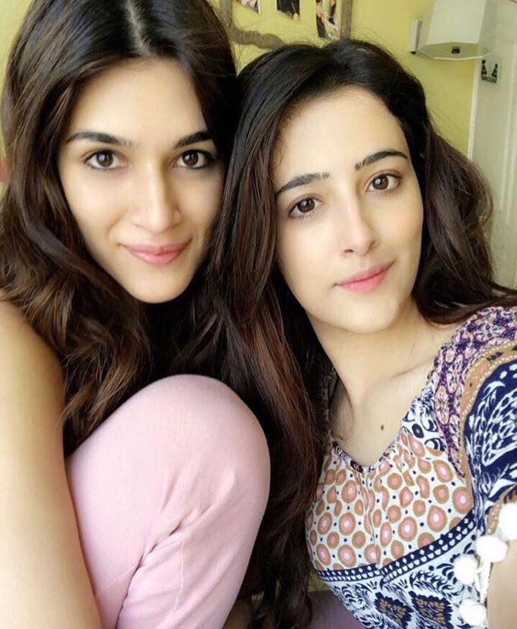 Adorable cute sisters Kriti and nupur sanon