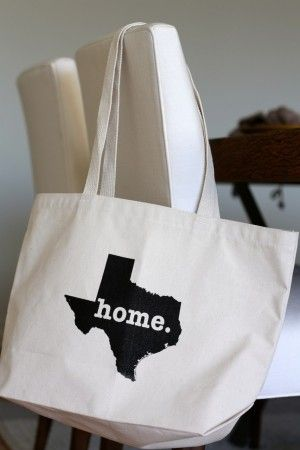 Home Bag.  (The Home T donates a portion of the profits to multiple sclerosis research. I love this!!)