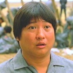 Sammo Hung, equal to Jackie Chan.  made about a million movies in Hong Kong.  Along with Jackie and Yuen Biao, changed the face of Hong Kong movies in the 80's
