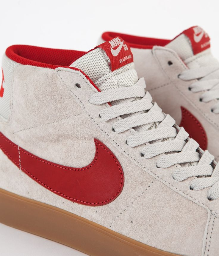 Nike SB x FTC Blazer Mid QS Shoes