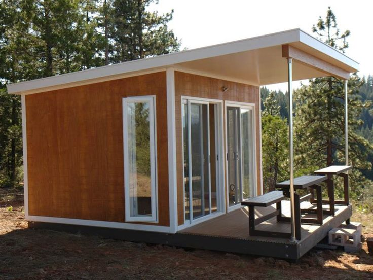 13 best art studio images on pinterest small houses for Prefab studio cottage