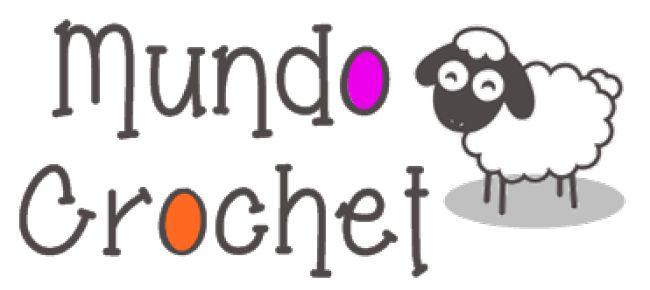 Tabla de puntos de crohet Símbolo, muestra, nombre en español, nombre en inglés, paso a paso