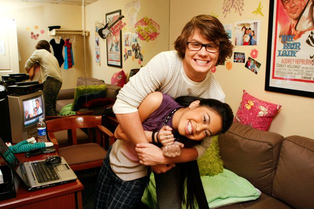 Matt Shively and Ashley Argota, from True Jackson VP. Love them!