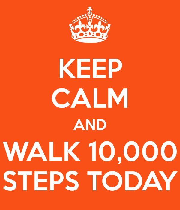 Here are 101+ EASY Ways to Reach Your Goal of 10,000 Steps Every Day!