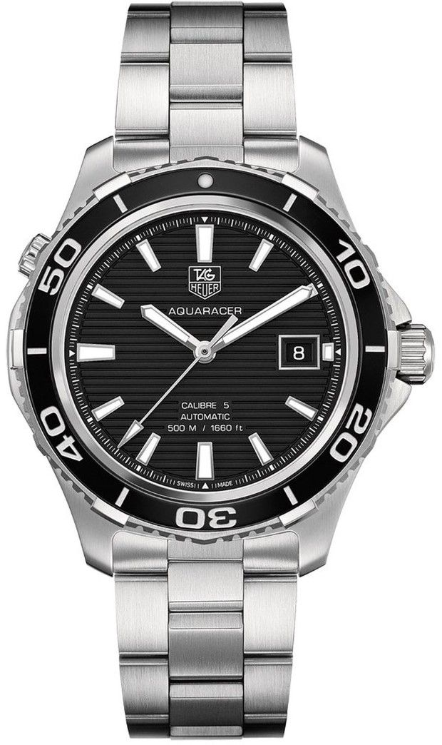 men watches Tag Heuer Aquaracer Men's Watch WAK2110.BA0830 Watches best price