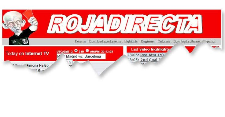 #Seguridad #perito #roja_directa El futuro de Rojadirecta en manos de un perito informático