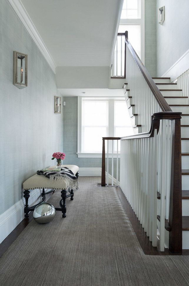 Foyer ideas foyer wall color ideas foyer color palette - Small entryway paint colors ...