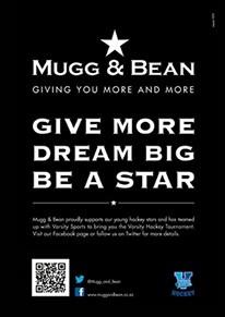 MUGG & BEAN SA loves....yup hockey. Checkout their Facebook Fan Page