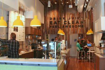 Project Juice is now open in The Castro! Come say hi.