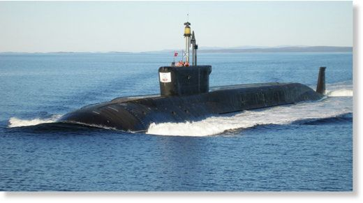 """Puppet Masters Sputnik Wed, 03 Feb 2016 21:38 UTC   © JSC """"PO """"Sevmas Top ranking NATO officials are becoming concerned with technologically advanced Russian submarines operating in the North Atl... http://winstonclose.me/2016/02/04/silent-and-deadly-nato-becoming-increasingly-concerned-over-russias-high-tech-submarines-written-by-puppet-masters-sputnik/"""