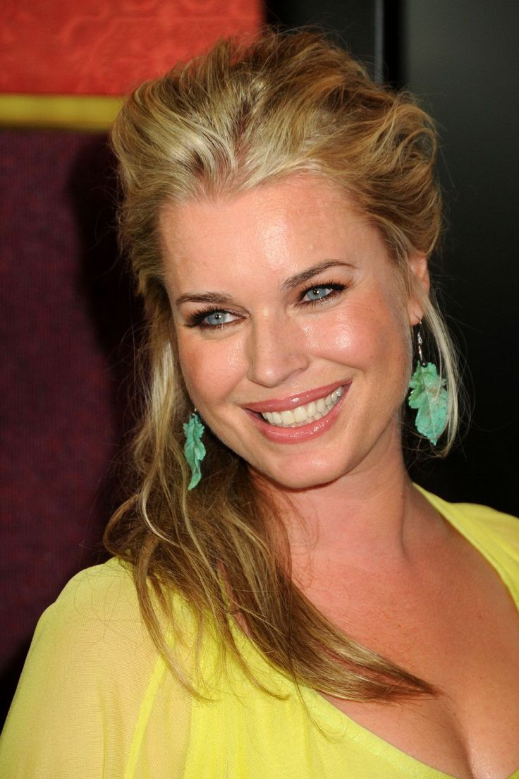 Rebecca Romijn ...... While studying music (voice) at the University of California, Santa Cruz, she became involved with fashion modeling and eventually moved to Paris for more than two years.